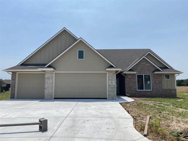 805 Firefly Ct., Wichita, KS 67235 (MLS #598483) :: Kirk Short's Wichita Home Team