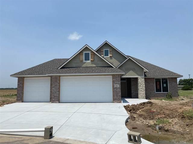 813 Firefly Ct., Wichita, KS 67235 (MLS #598484) :: Pinnacle Realty Group