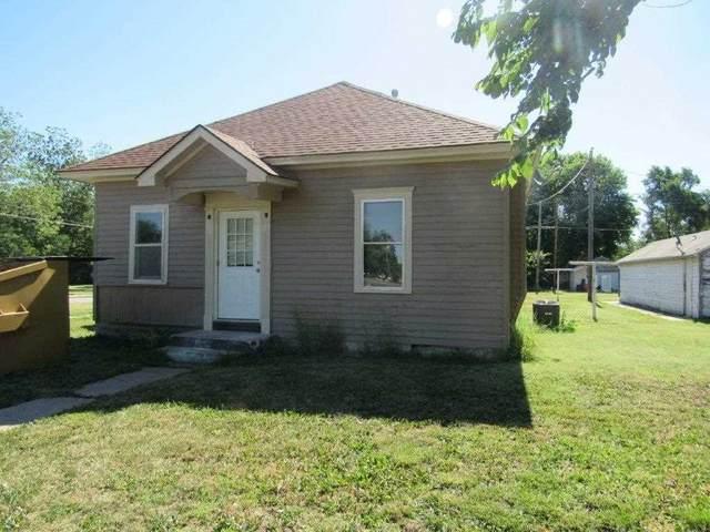 300 S Keystone, Stafford, KS 67578 (MLS #598509) :: Keller Williams Hometown Partners