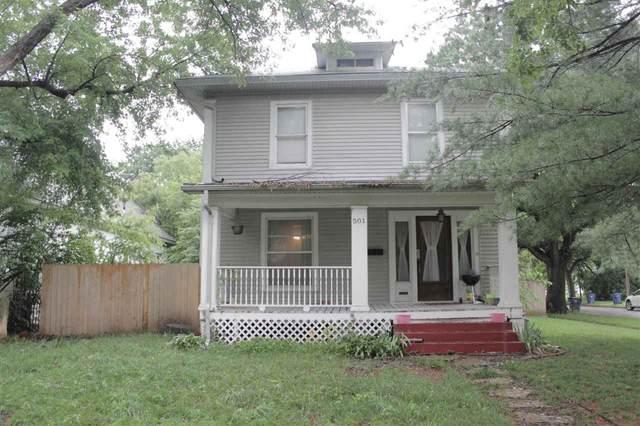 501 S Fern Ave, Wichita, KS 67213 (MLS #598513) :: COSH Real Estate Services