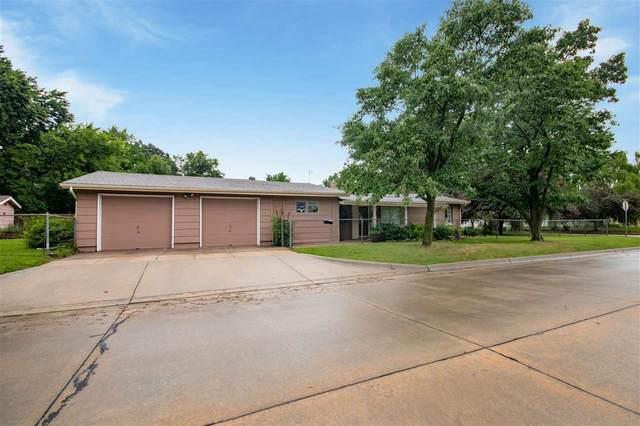1527 W Dora Ave, Wichita, KS 67213 (MLS #598524) :: Pinnacle Realty Group