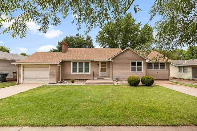 408 E Main St, Haven, KS 67543 (MLS #598536) :: Kirk Short's Wichita Home Team