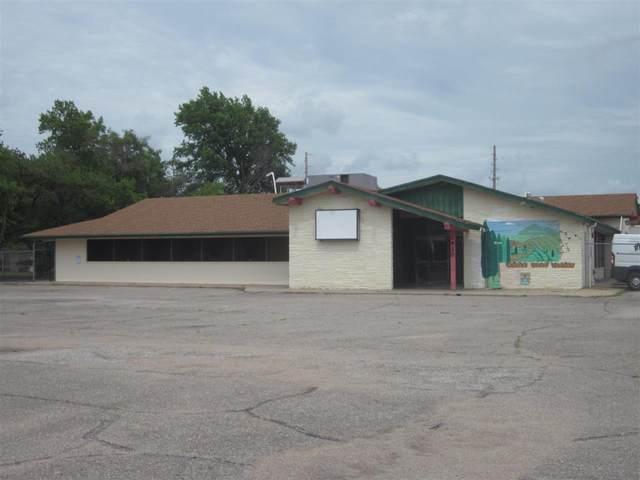 1930 S Oliver Ave, Wichita, KS 67218 (MLS #598560) :: Kirk Short's Wichita Home Team