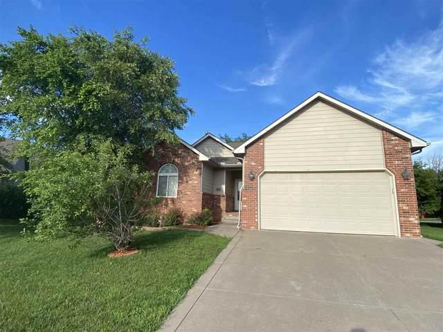 939 W Threewood Ct, Andover, KS 67002 (MLS #598566) :: Kirk Short's Wichita Home Team