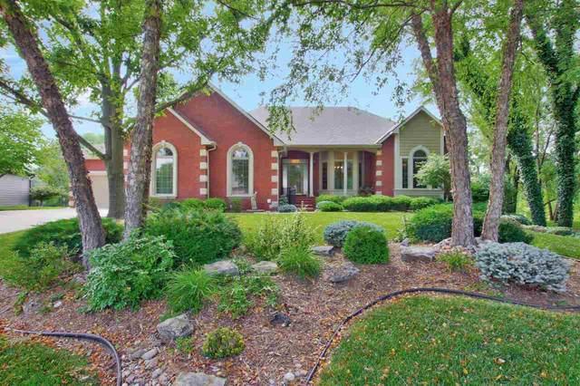 810 S Clear Creek Cir, Wichita, KS 67230 (MLS #598610) :: Kirk Short's Wichita Home Team