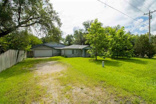 14104 SW County Line Rd, Rose Hill, KS 67133 (MLS #598613) :: Kirk Short's Wichita Home Team