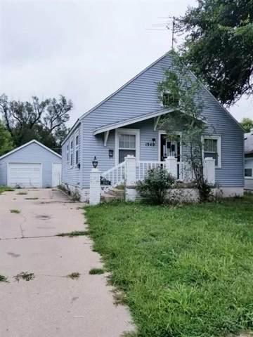 1940 S Waco Ave 1940 1/2 S Waco, Wichita, KS 67213 (MLS #598630) :: Matter Prop