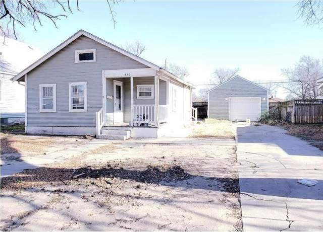 1950 S Waco Ave, Wichita, KS 67213 (MLS #598631) :: Matter Prop