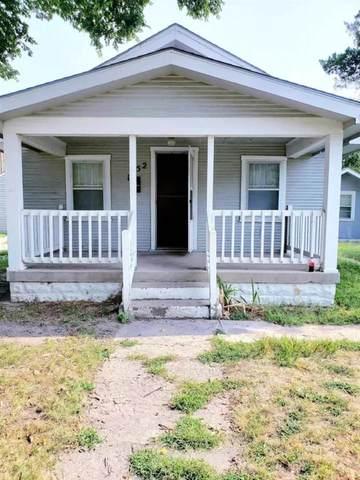 1952 S Waco Ave 1952 1/2 S Waco, Wichita, KS 67213 (MLS #598632) :: Matter Prop
