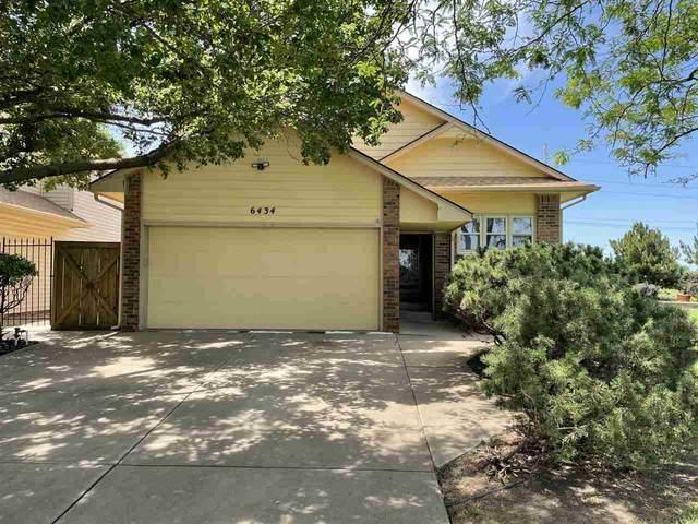 6434 E Pepperwood Ct, Wichita, KS 67226 (MLS #598644) :: The Boulevard Group