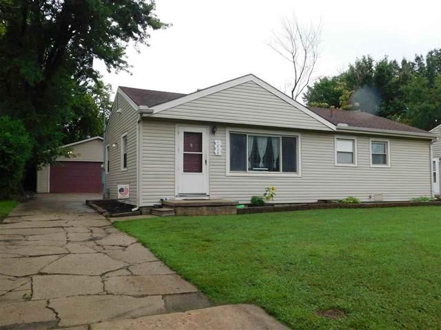 1028 N Westview, Derby, KS 67037 (MLS #598647) :: The Boulevard Group