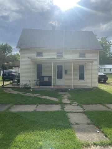 213 S Walnut, Eureka, KS 67045 (MLS #598648) :: Kirk Short's Wichita Home Team