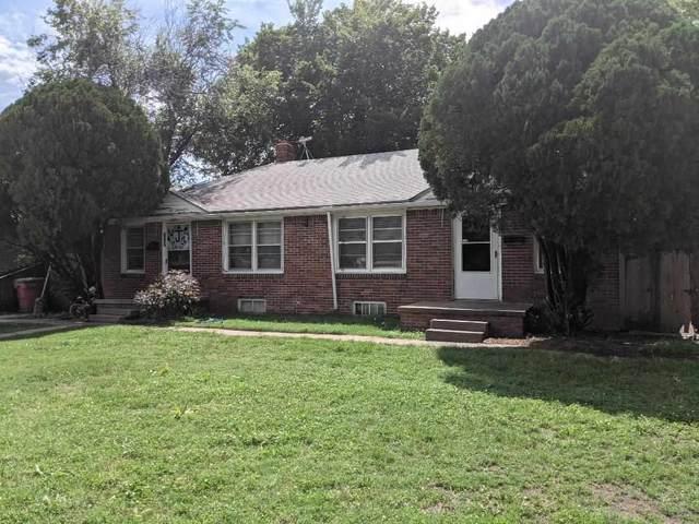 2425-2427 S Ellis St, Wichita, KS 67216 (MLS #598682) :: The Boulevard Group