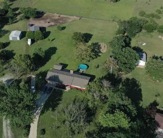 3520 E 103rd St Ct South, Mulvane, KS 67110 (MLS #598701) :: Pinnacle Realty Group