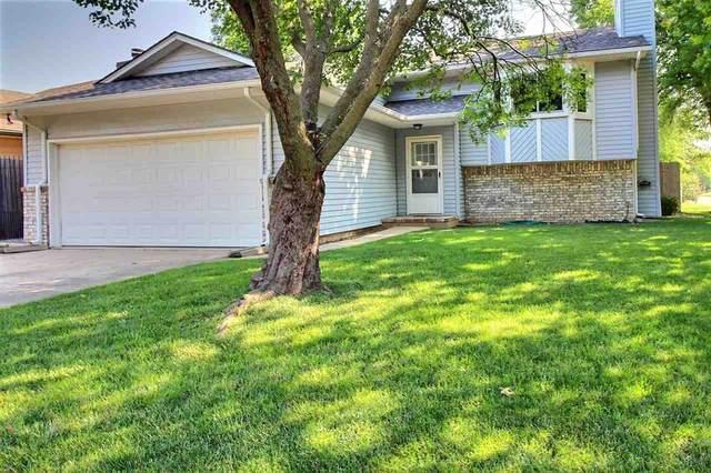 2503 S Yellowstone Ct, Wichita, KS 67215 (MLS #598708) :: COSH Real Estate Services