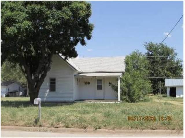 437 N Massachusetts Ave, Anthony, KS 67003 (MLS #598735) :: Kirk Short's Wichita Home Team