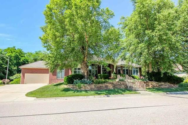 8502 W Meadow Pass, Wichita, KS 67205 (MLS #598741) :: The Boulevard Group