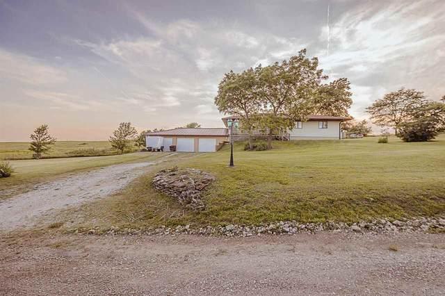 6435 261st Rd, Burden, KS 67019 (MLS #598792) :: Keller Williams Hometown Partners