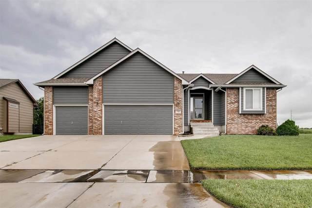 705 S Sierra Hills St, Wichita, KS 67230 (MLS #598818) :: Kirk Short's Wichita Home Team