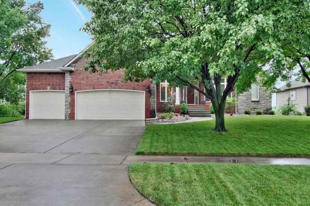 3113 N Ridge Port St, Wichita, KS 67205 (MLS #598827) :: The Boulevard Group