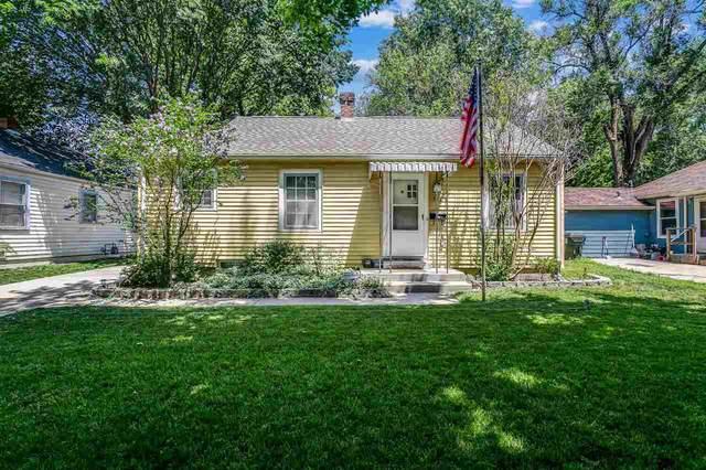 806 S Rutan Ave, Wichita, KS 67218 (MLS #598829) :: Pinnacle Realty Group