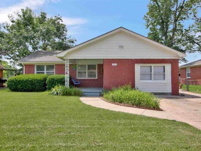 511 Anita Dr, Haysville, KS 67060 (MLS #598832) :: Kirk Short's Wichita Home Team