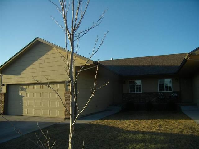 3841 N Pepper Ridge, Wichita, KS 67205 (MLS #598833) :: The Boulevard Group