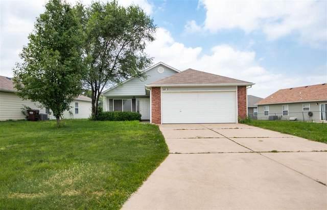 2707 E Conquest St, Wichita, KS 67219 (MLS #598841) :: Kirk Short's Wichita Home Team