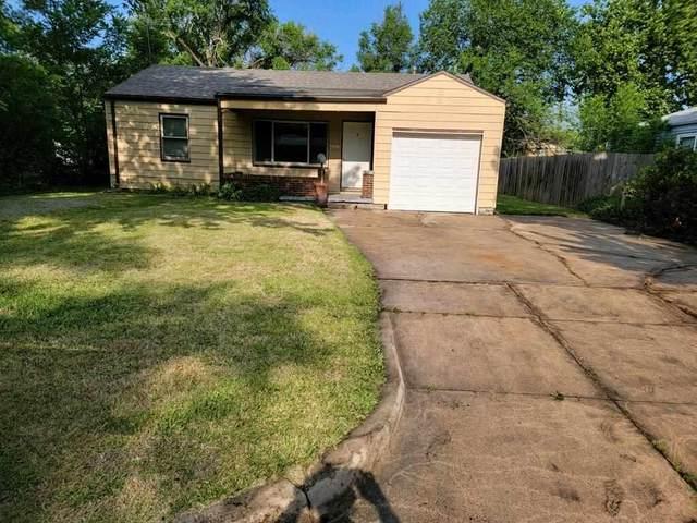 2107 S Glenn, Wichita, KS 67213 (MLS #598854) :: Pinnacle Realty Group