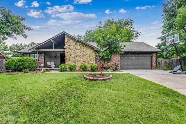 2204 N Winstead Cir, Wichita, KS 67226 (MLS #598856) :: The Boulevard Group