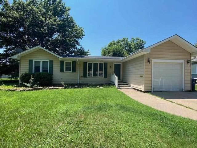 301 Eunice St, El Dorado, KS 67042 (MLS #598858) :: Kirk Short's Wichita Home Team