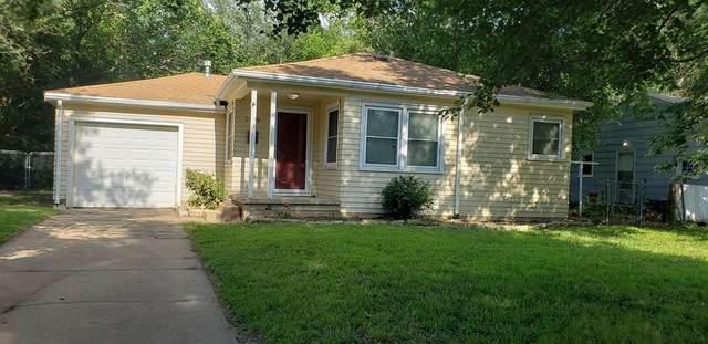 2508 S Pattie St, Wichita, KS 67216 (MLS #598859) :: The Boulevard Group