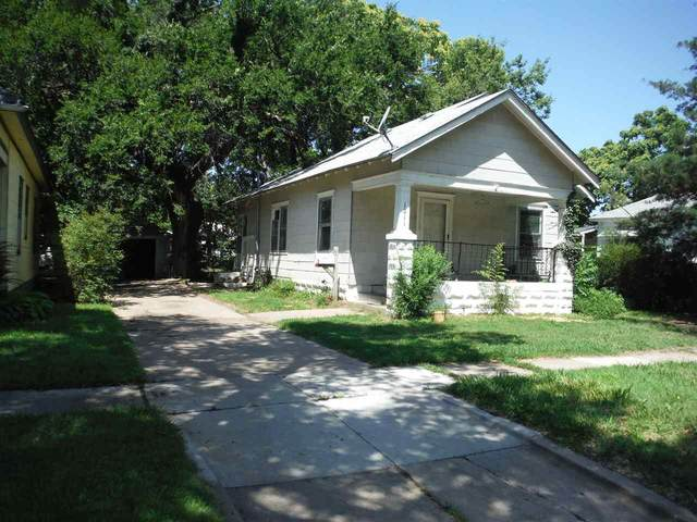 1211 S Lulu, Wichita, KS 67211 (MLS #598875) :: The Boulevard Group