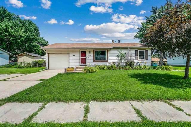1318 N Scouller St, Wichita, KS 67212 (MLS #598902) :: The Boulevard Group