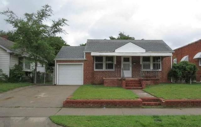1128 W Mccormick Ave, Wichita, KS 67213 (MLS #598904) :: Pinnacle Realty Group
