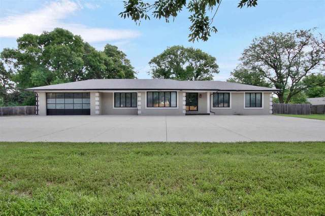 1956 N Tyler Rd, Wichita, KS 67212 (MLS #598934) :: Graham Realtors