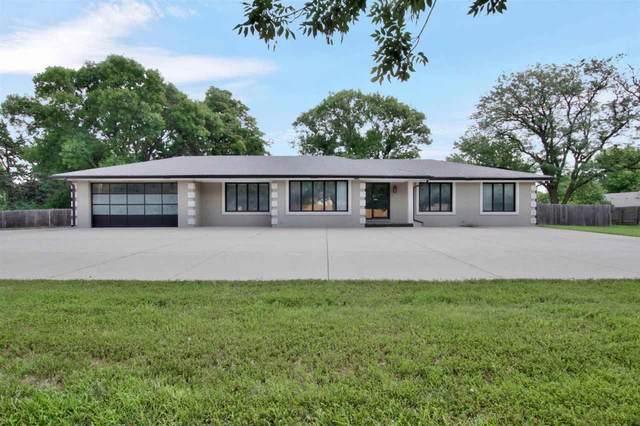 1956 N Tyler Rd, Wichita, KS 67212 (MLS #598938) :: Graham Realtors