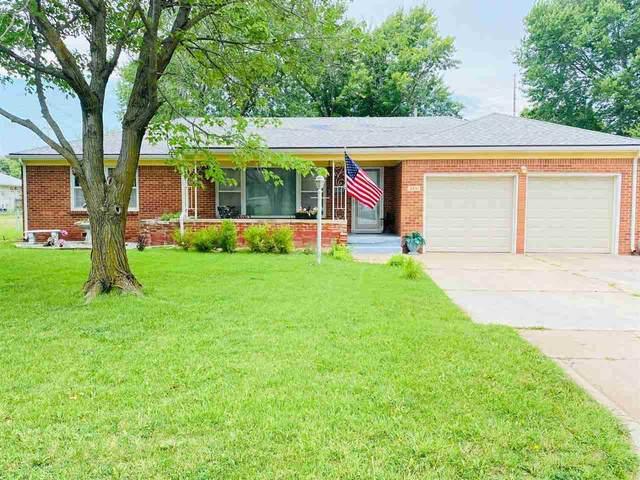3341 S Walnut St., Wichita, KS 67217 (MLS #598940) :: Keller Williams Hometown Partners