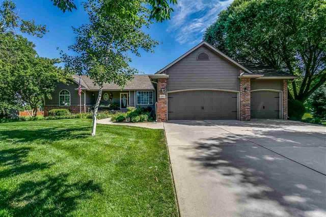 1880 N Kendrick Ln, El Dorado, KS 67042 (MLS #598943) :: Kirk Short's Wichita Home Team