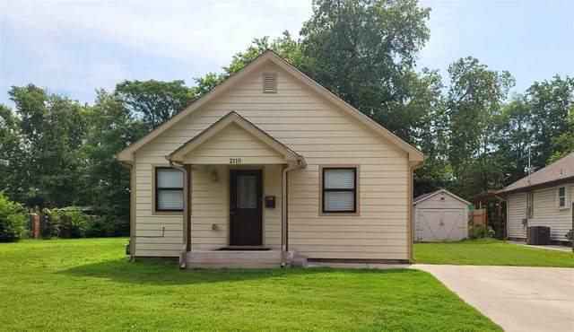 2110 S Saint Francis Ave, Wichita, KS 67211 (MLS #598952) :: COSH Real Estate Services