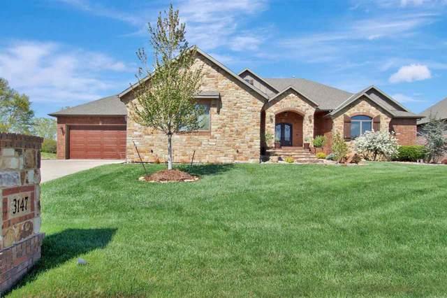 3147 N Den Hollow St, Wichita, KS 67205 (MLS #598980) :: The Boulevard Group