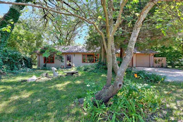 12565 S Frontier Trail St, Andover, KS 67002 (MLS #598981) :: The Boulevard Group