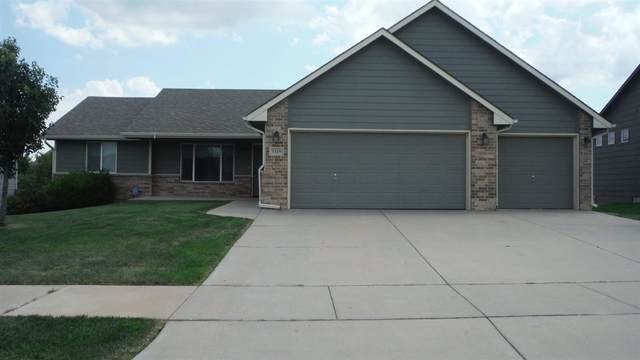 1419 E Alise St, Derby, KS 67037 (MLS #599006) :: Kirk Short's Wichita Home Team