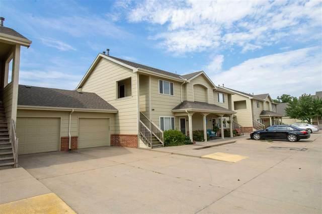 333 S Tyler Rd Unit 509, Wichita, KS 67209 (MLS #599026) :: Kirk Short's Wichita Home Team