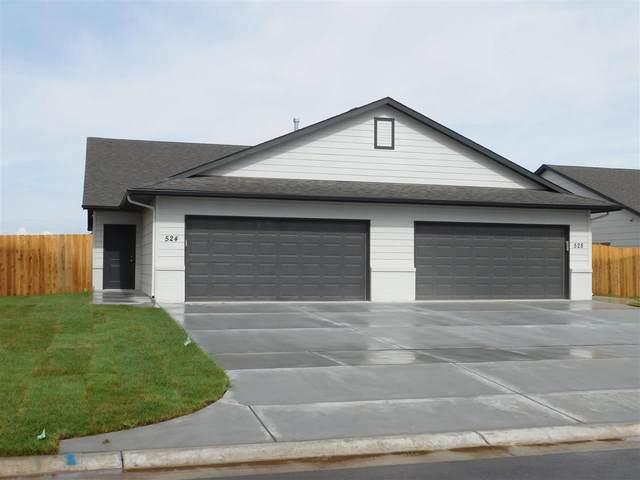 572-576 E Martens Ct, Goddard, KS 67052 (MLS #599039) :: Kirk Short's Wichita Home Team