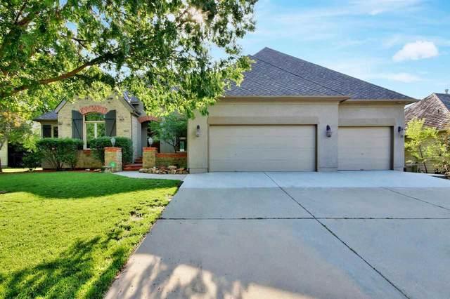 166 N Belle Terre St, Wichita, KS 67230 (MLS #599044) :: Pinnacle Realty Group