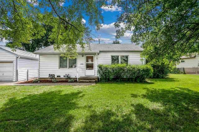 146 Van Arsdale Ave, Haysville, KS 67060 (MLS #599050) :: Kirk Short's Wichita Home Team