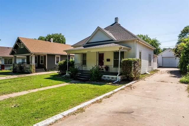 615 N Jefferson Ave, Wellington, KS 67152 (MLS #599070) :: Kirk Short's Wichita Home Team