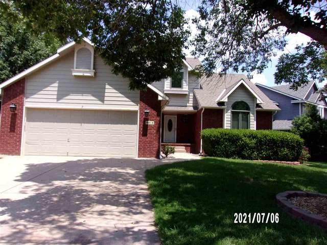 9814 Savannah St, Wichita, KS 67215 (MLS #599091) :: Kirk Short's Wichita Home Team