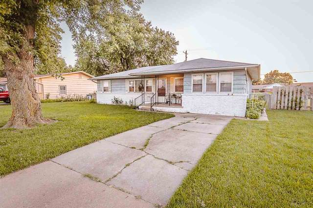 1515 N C St, Arkansas City, KS 67005 (MLS #599108) :: Kirk Short's Wichita Home Team